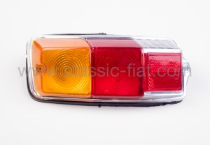 Complete rear lamp f500 all types