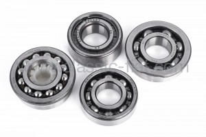 Gearbox bearings f126