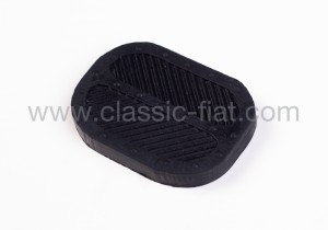 Brake / clath pedal cover f126