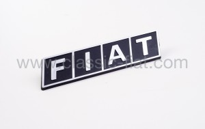 Rear logo FIAT for f126 f500